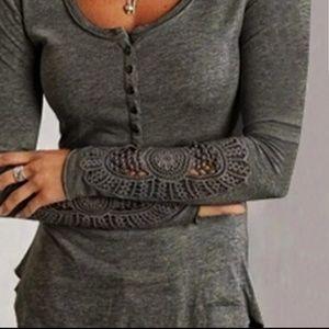 NWOT- Long Sleeve top